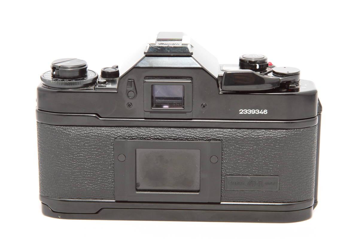 ★☆【美品】Canon キヤノン A-1 フィルム カメラ ボディ キャノン☆★_画像6