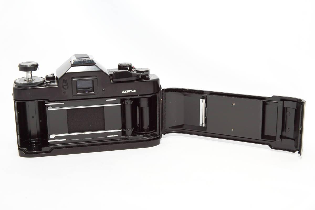 ★☆【美品】Canon キヤノン A-1 フィルム カメラ ボディ キャノン☆★_画像7