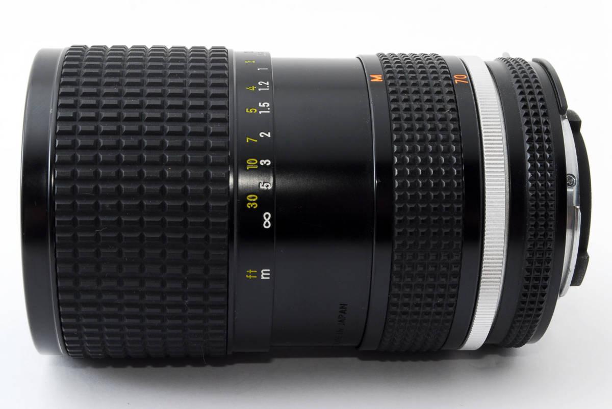 【即決!】ニコン Nikon Zoom Nikkor 35-70/3.5 Ai-S Ais lens ズーム レンズ ジャンク品 部品取り用 #332_画像8