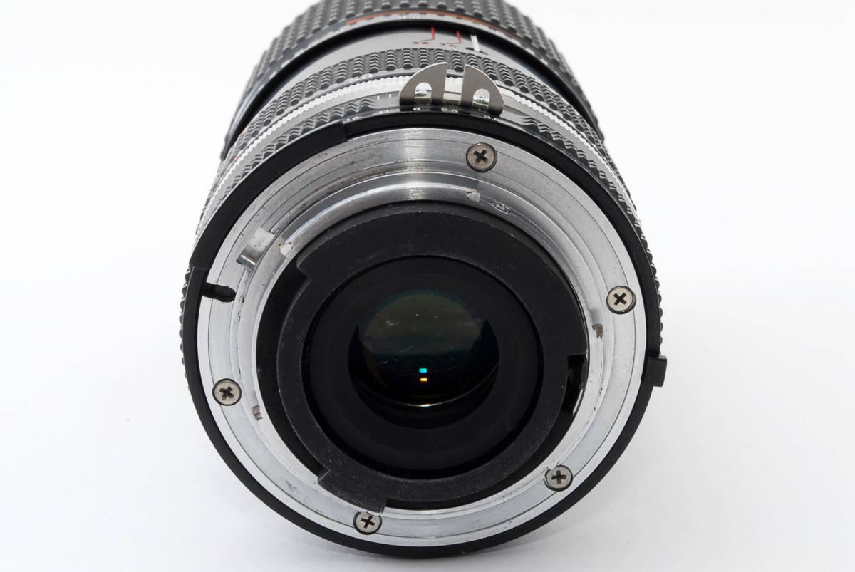 【即決!】ニコン Nikon Zoom Nikkor 35-70/3.5 Ai-S Ais lens ズーム レンズ ジャンク品 部品取り用 #332_画像6