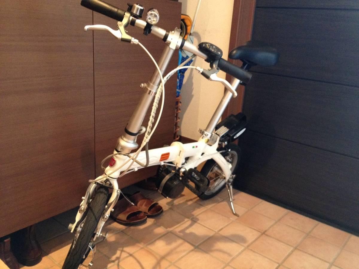 電動アシスト自転車/ FIAT500 AL-FDB140 ASSIST
