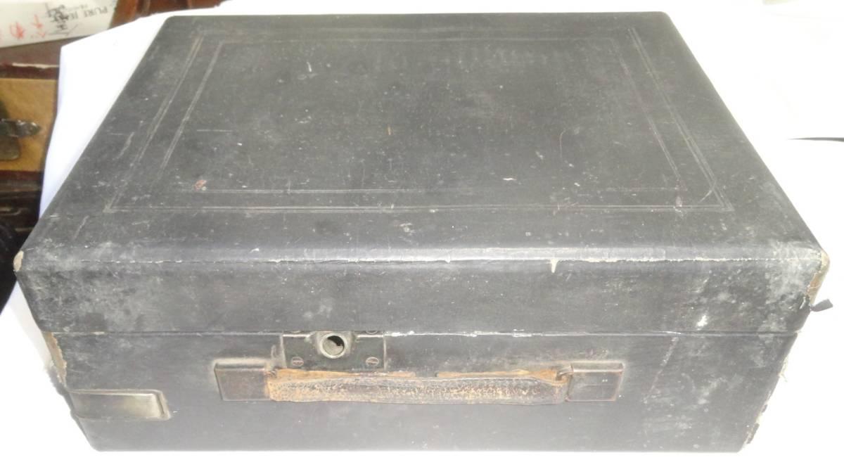 d230 Columbia viva-tonal Grafonola モデル203A ポータブル蓄音機_画像2