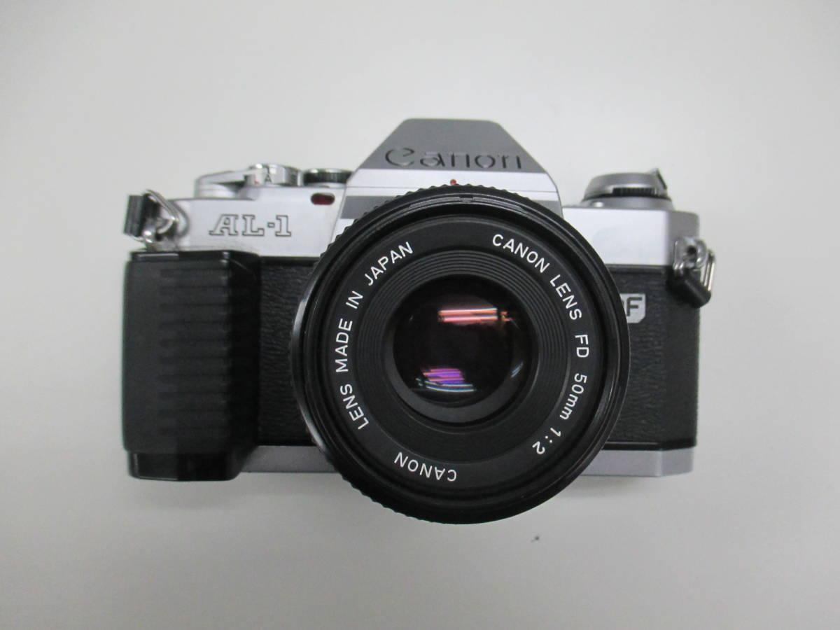 CANON キャノン AL-1 キャノンレンズFD 50mm 1:2 ジャンク品 鈴