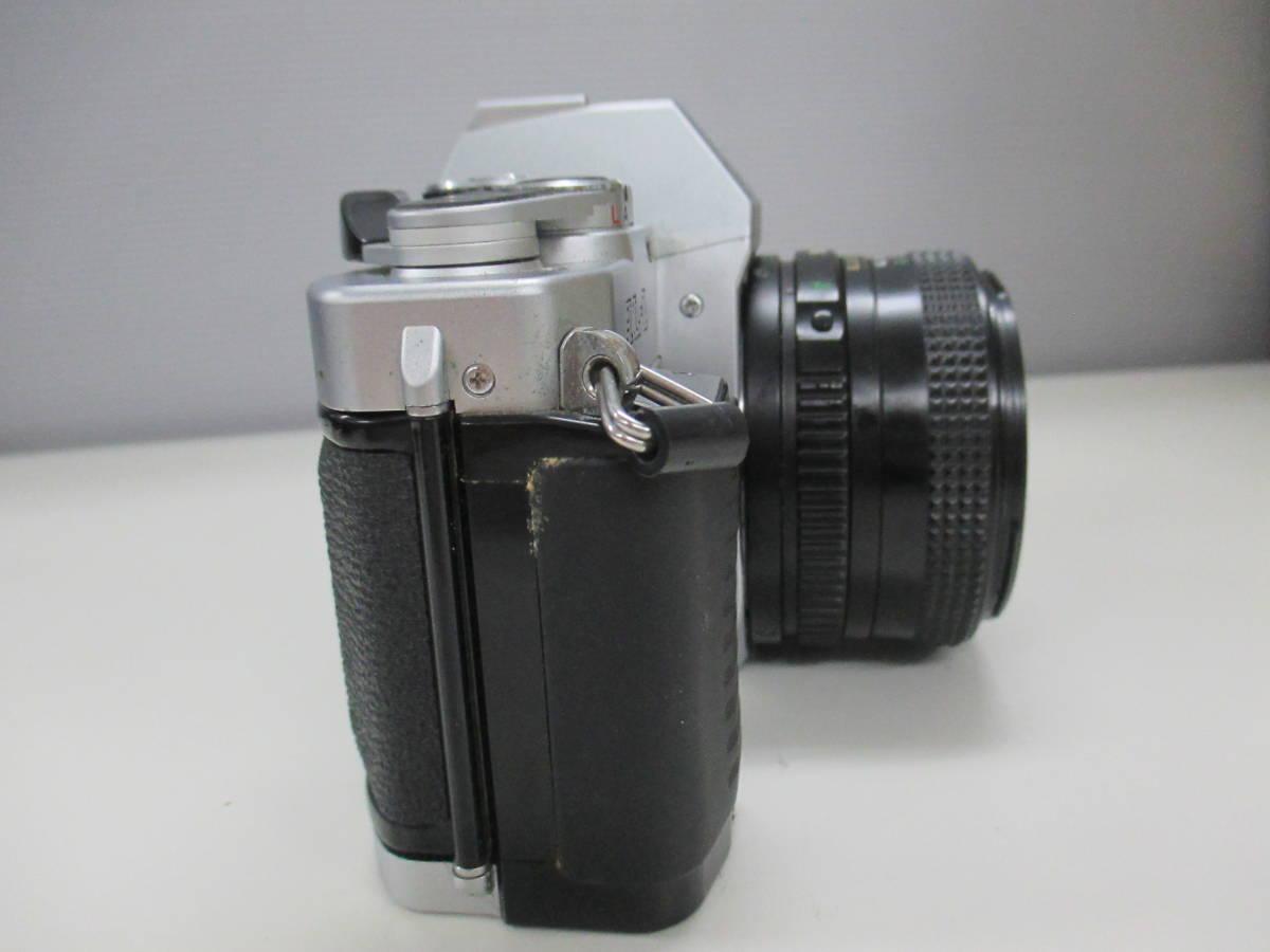 CANON キャノン AL-1 キャノンレンズFD 50mm 1:2 ジャンク品 鈴_画像4
