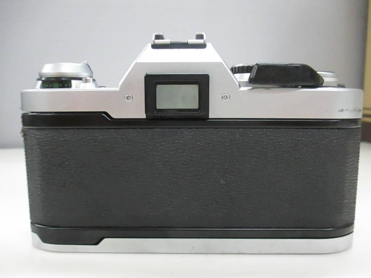 CANON キャノン AL-1 キャノンレンズFD 50mm 1:2 ジャンク品 鈴_画像6
