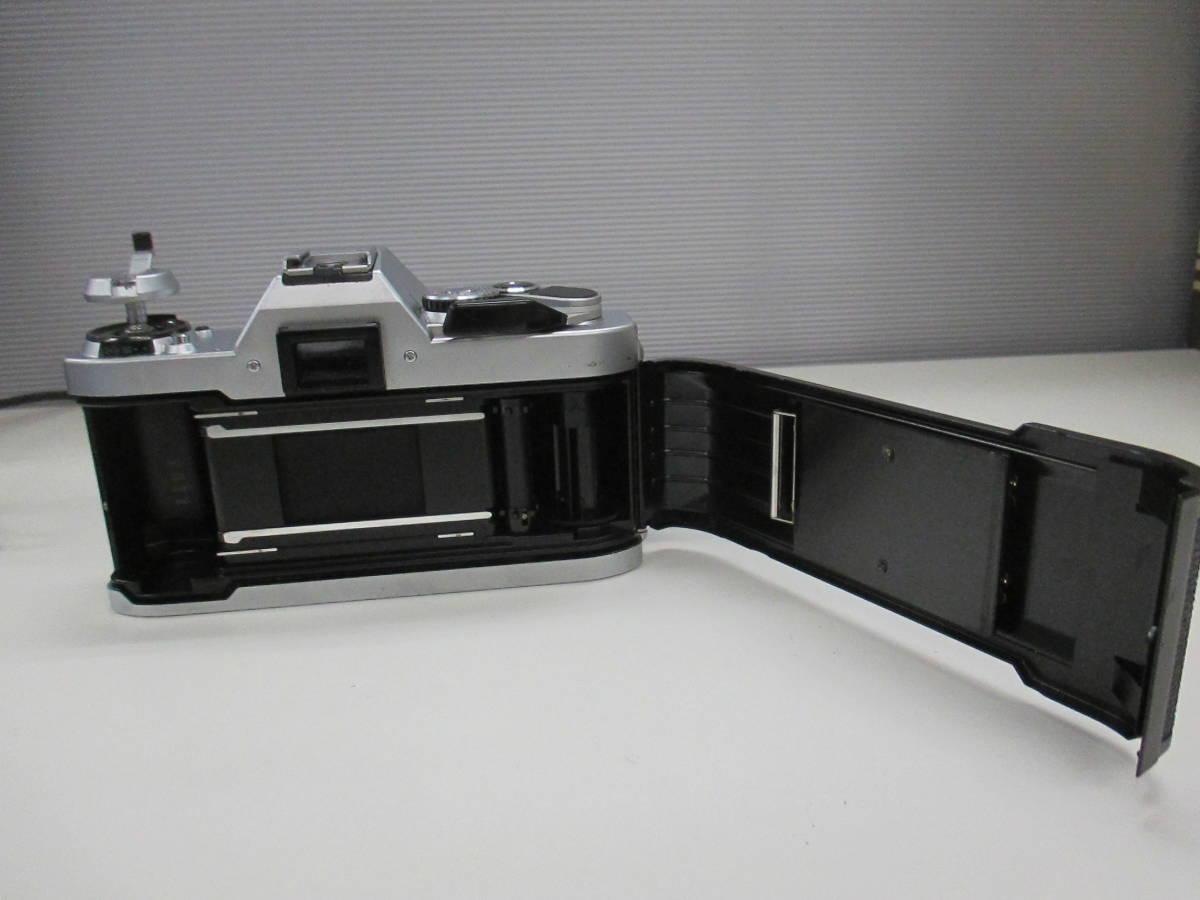 CANON キャノン AL-1 キャノンレンズFD 50mm 1:2 ジャンク品 鈴_画像7