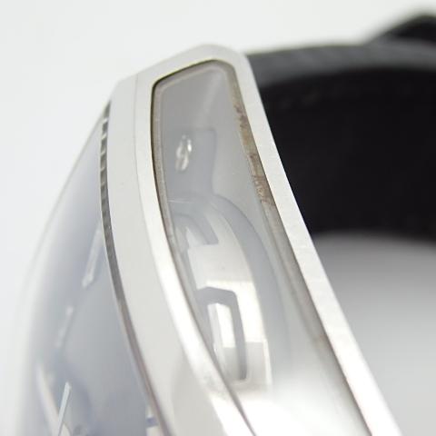 G16793 ミナセ MINASE VY03-K07S オートマ シースルーバック 純正ベルト劣化 腕時計【可動中】_画像7