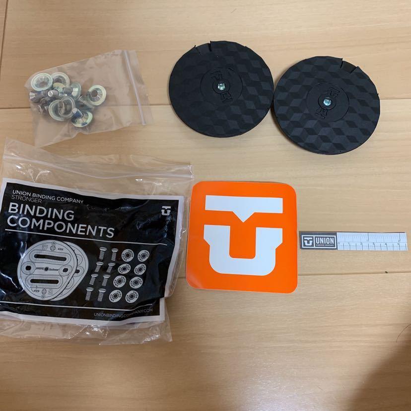 新品 UNION ULTRA LTD Mサイズ 18-19 日本限定モデル/スノーボード ビンディング バインディング ユニオン ウルトラ burton malavita_画像5