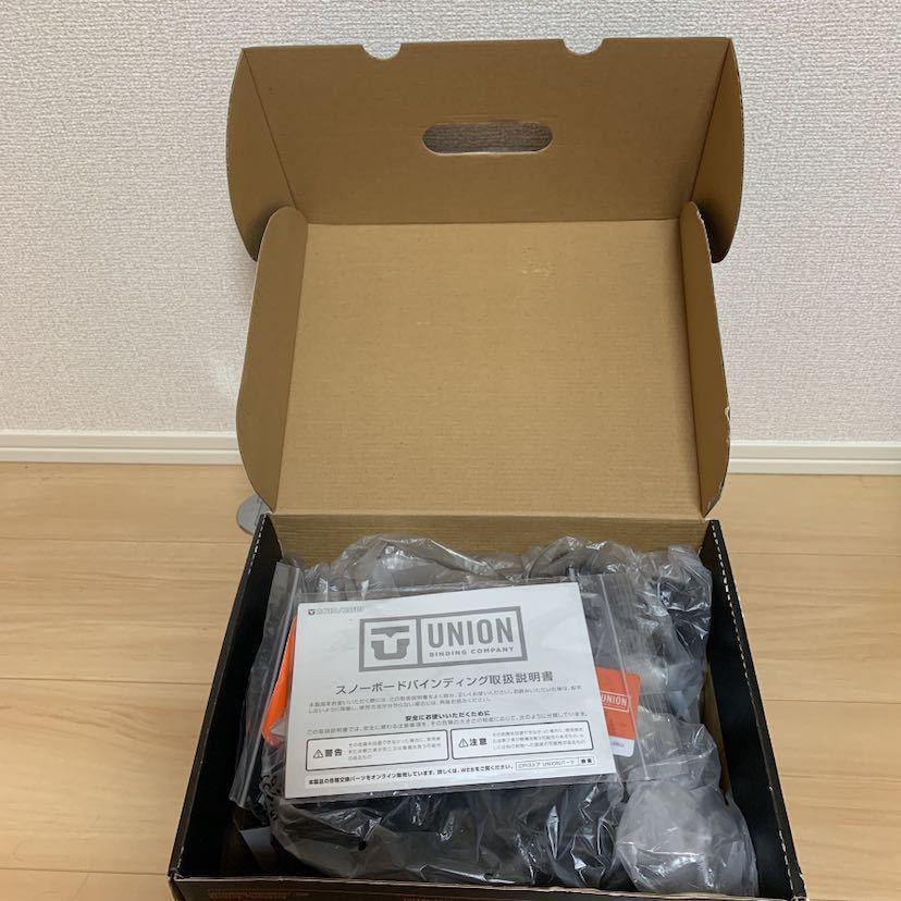新品 UNION ULTRA LTD Mサイズ 18-19 日本限定モデル/スノーボード ビンディング バインディング ユニオン ウルトラ burton malavita_画像3