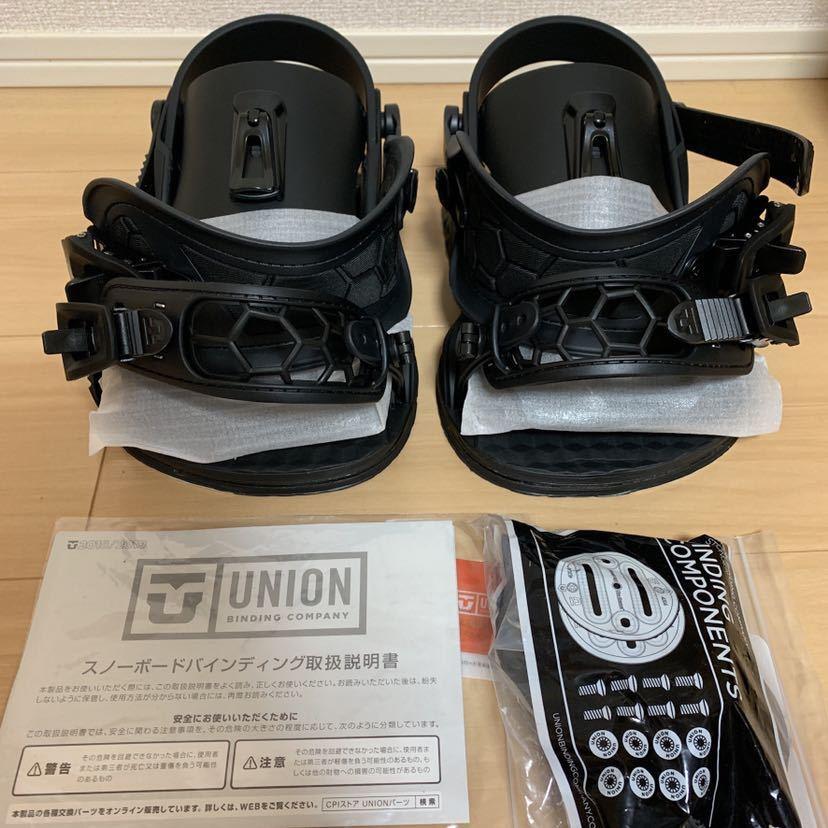 新品 UNION ULTRA LTD Mサイズ 18-19 日本限定モデル/スノーボード ビンディング バインディング ユニオン ウルトラ burton malavita_画像2