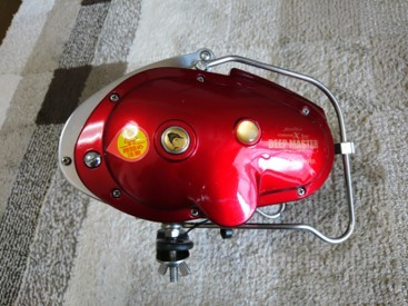 COMMAND X・9SP DEEP MASTER テル岡本プロデュース キンメ・アコウ・深海釣りに 【中古品】_画像4