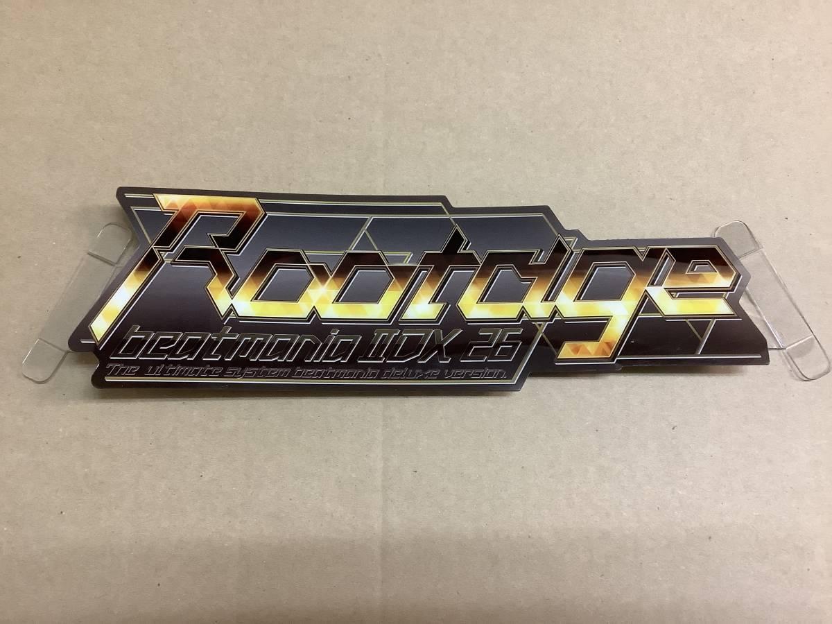 beatmania ⅡDX 26 Rootage◇ビーマニⅡDX◇サイドポップセット_画像7