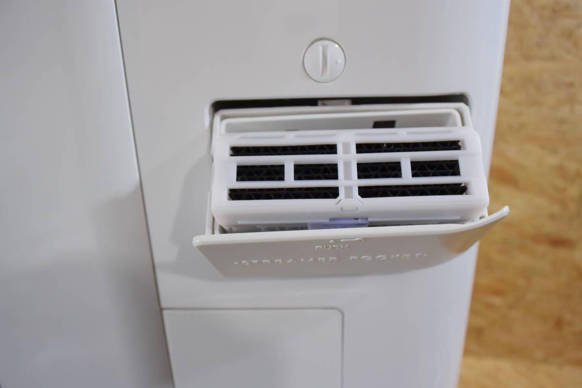 【DAIKIN】ダイキン MCZ65M-W 除加湿空気清浄機 加湿16畳まで 除湿13.5畳まで 空清22畳まで ホワイト_画像6