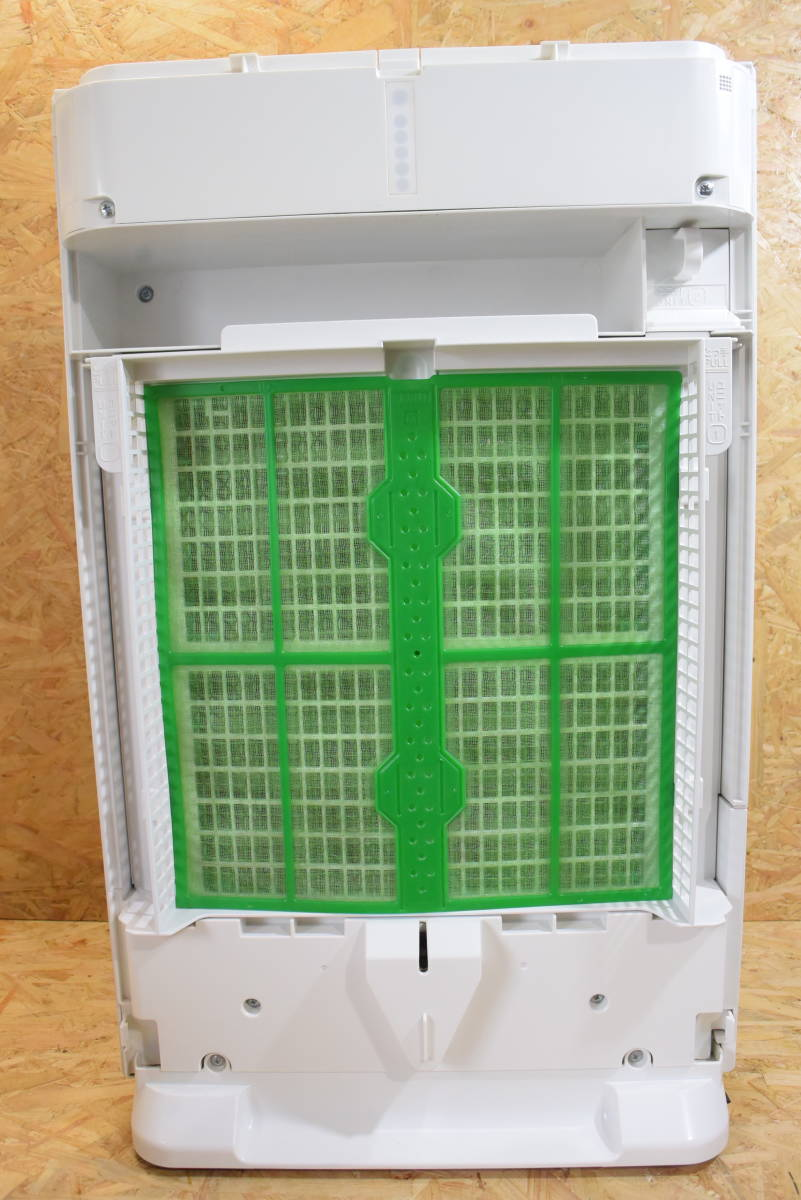 【DAIKIN】ダイキン MCZ65M-W 除加湿空気清浄機 加湿16畳まで 除湿13.5畳まで 空清22畳まで ホワイト_画像5