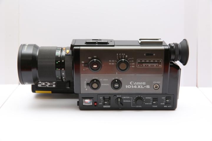 Canon 1014XL-S 8mm フィルム カメラ super8 8mm映画_画像5