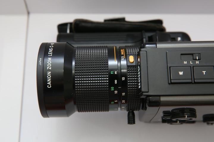 Canon 1014XL-S 8mm フィルム カメラ super8 8mm映画_画像7