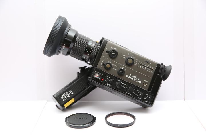 Canon 1014XL-S 8mm フィルム カメラ super8 8mm映画