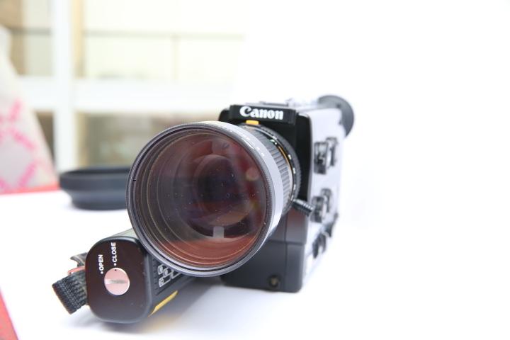 Canon 1014XL-S 8mm フィルム カメラ super8 8mm映画_画像9