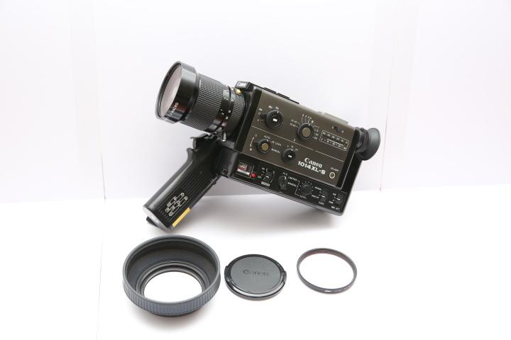 Canon 1014XL-S 8mm フィルム カメラ super8 8mm映画_画像4