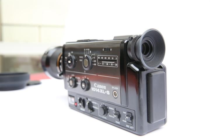 Canon 1014XL-S 8mm フィルム カメラ super8 8mm映画_画像8