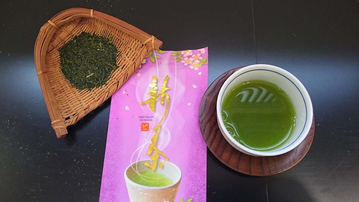 【100g×6袋入】知覧茶 熟成さえみどり煎茶 600g★★渋みの少ないまろやかな味わい★_ほのかな甘みと渋みの少ない優しい味わい。