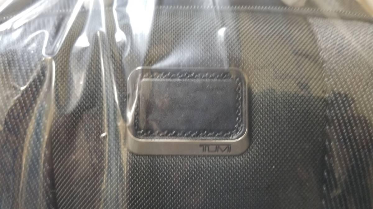 TUMI[トゥミ] バックパック ALPHA BRAVO 「シェパード」デラックス・バックパック_画像2