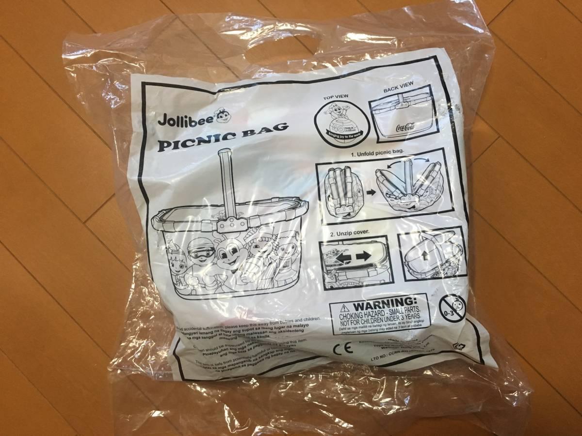 Jollibee ジョリビー ピクニックバッグ フィリピン限定_画像2