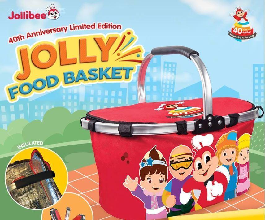 Jollibee ジョリビー ピクニックバッグ フィリピン限定