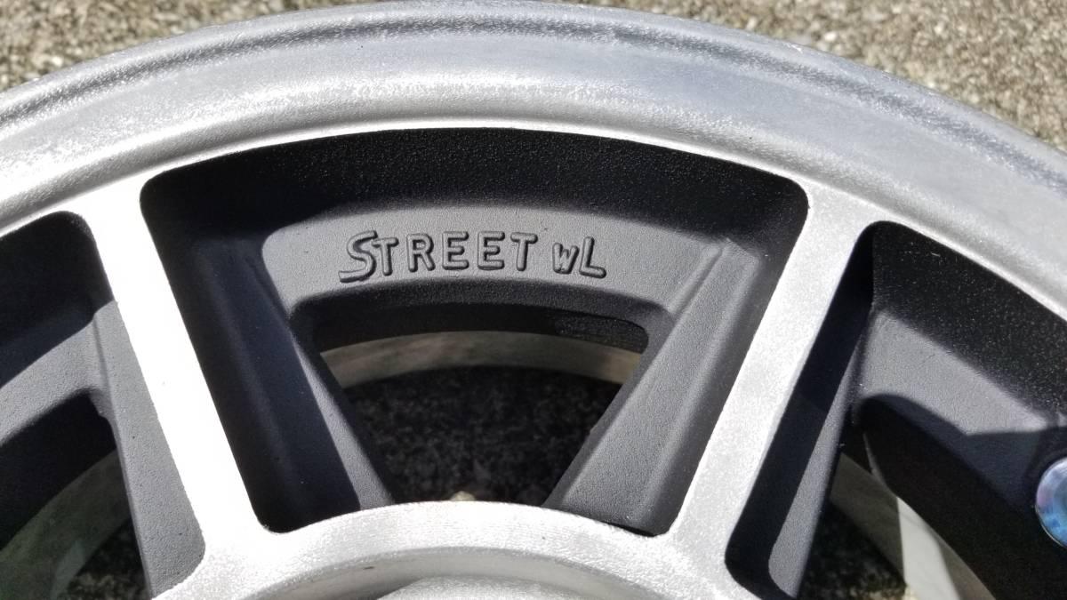 数少!!ハヤシレーシング ストリート ホイール ホンダ S800 S600 専用 当時物 5x130 13x5.5j オフセット 18 旧車 Hayashi Racing Street_画像6