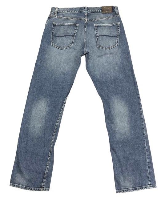 即決 Lee DUNGAREES リー ダンガリーズ ジーンズ ジーパン デニムパンツ メンズ W31 ウエスト約85cm 大きいサイズ スリム Lサイズ相当_画像3