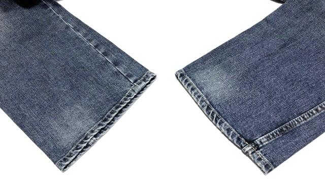 即決 Lee DUNGAREES リー ダンガリーズ ジーンズ ジーパン デニムパンツ メンズ W31 ウエスト約85cm 大きいサイズ スリム Lサイズ相当_画像10
