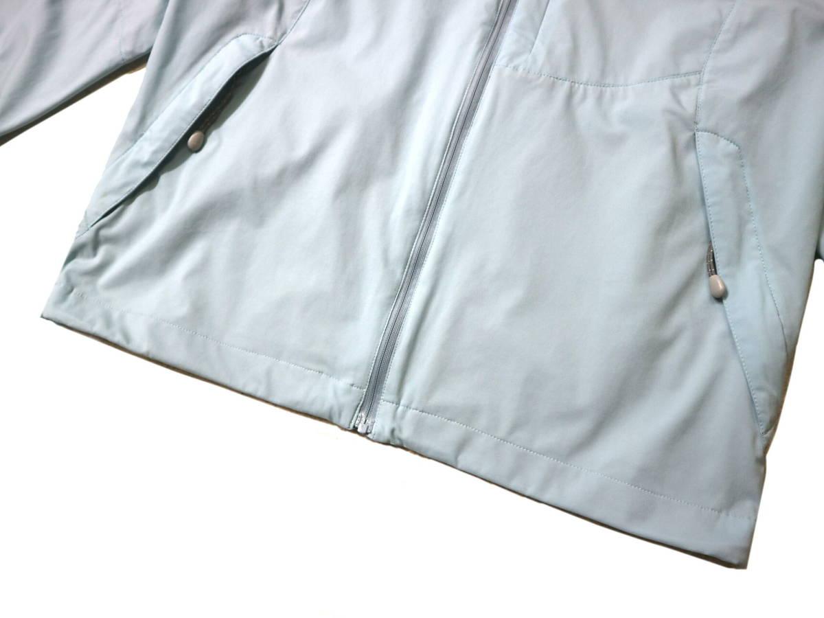 訳あり(薄汚れ)/良好!◆MILLET ミレー 春秋用 薄手 ウインドブレーカージャケット◆女性M-Lサイズ (身長163-168位)_画像5