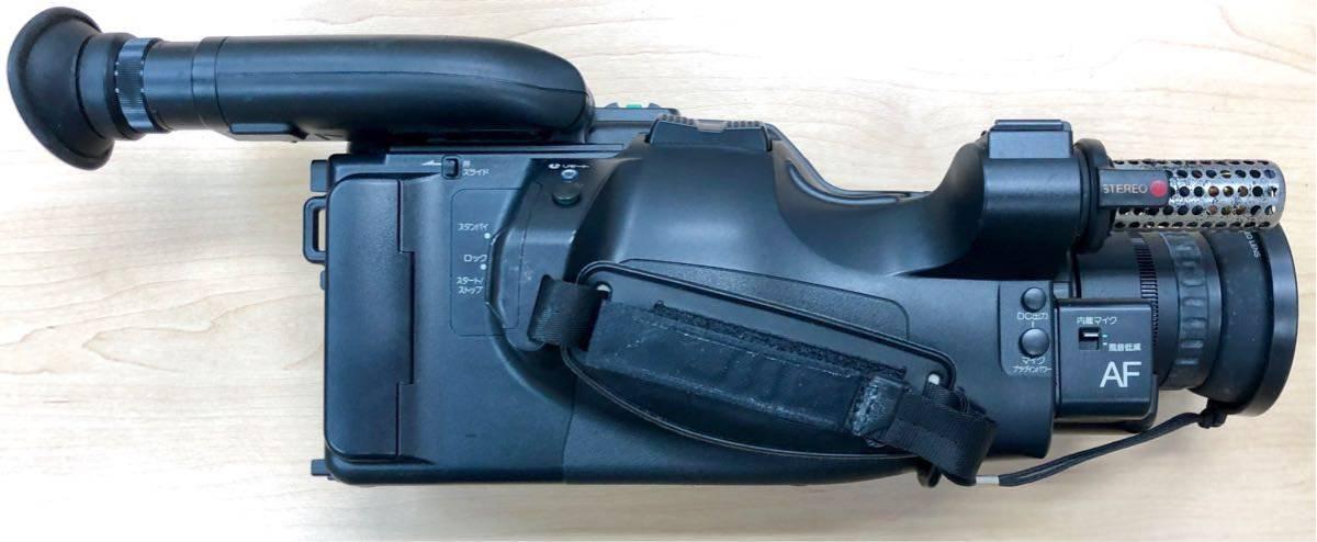 ジャンク品 SONY ソニー video Hi8 Handycam 2点おまとめ / CCD-VX1・CCD-V700_画像7