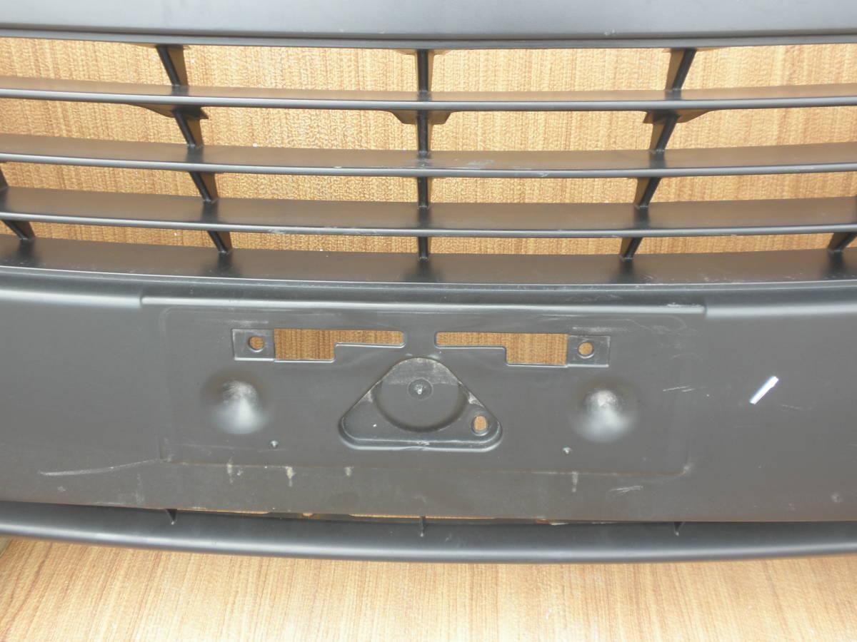 NV350 前期 キャラバン フロントバンパー 62022 3XA0H  C1786_擦り