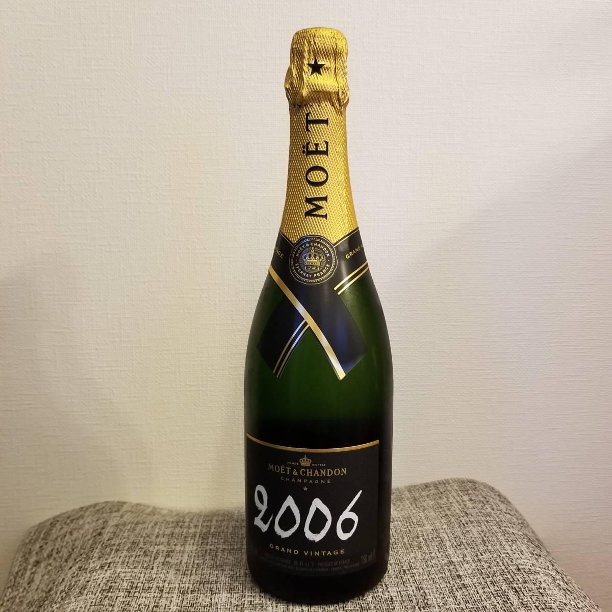 モエシャンドン グランヴィンテージ 2006 シャンパン 白 MOET&CHANDON GRAND VINTAGE