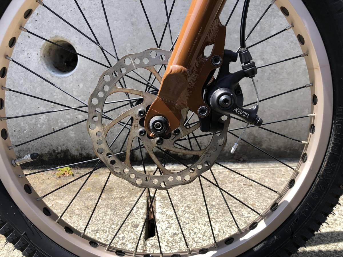 自転車 トライアル Bycycle trial_画像3