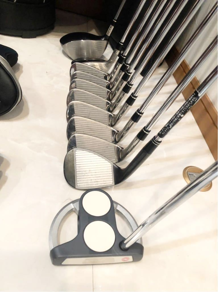 送料無料 美品 ゴルフクラブセット 本格セット ナイキ ナイキ キャディバッグ ミズノ 優しい設計 初心者~上級者 アスリート _画像8