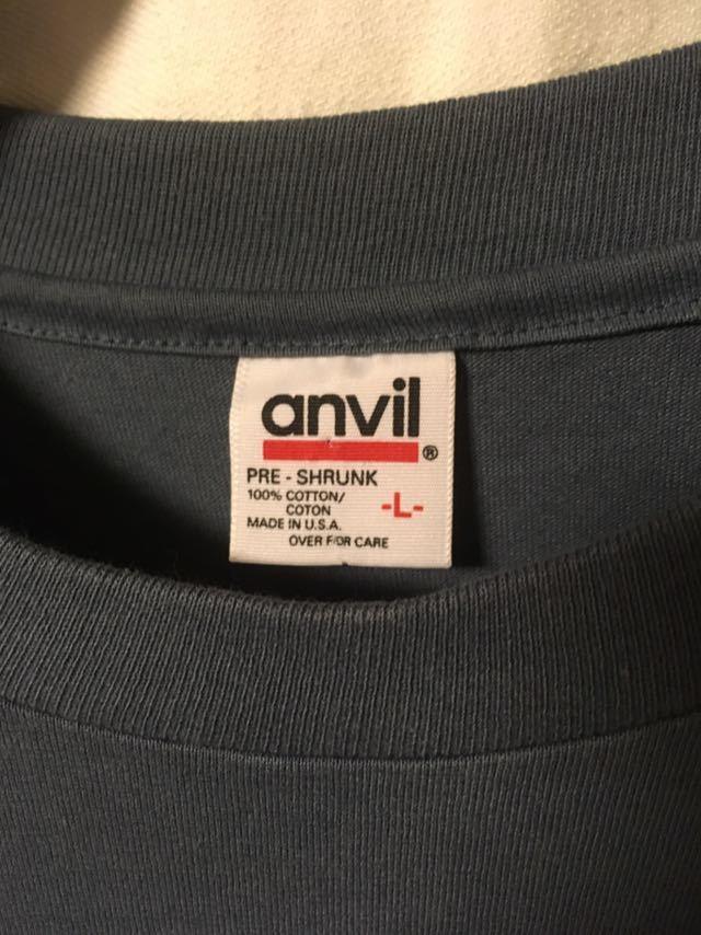 90s PHISH ビンテージ バンド Tシャツ バンT フィッシュ 長袖 ロンT USA製 anvil シングルステッチ レア ロック パンク_画像4