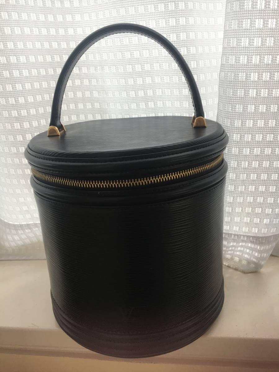 ルイヴィトン Louis Vuitton エピ ブラック 黒