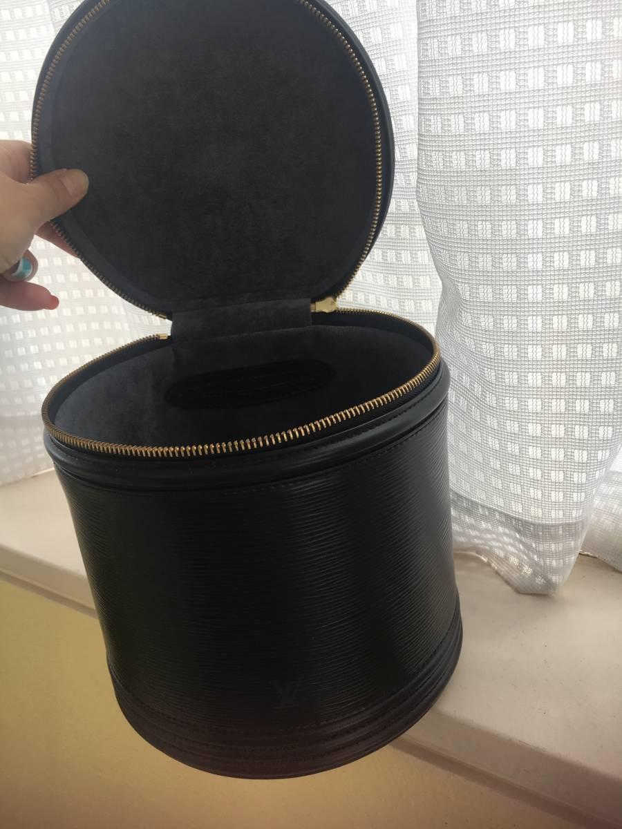 ルイヴィトン Louis Vuitton エピ ブラック 黒_画像5