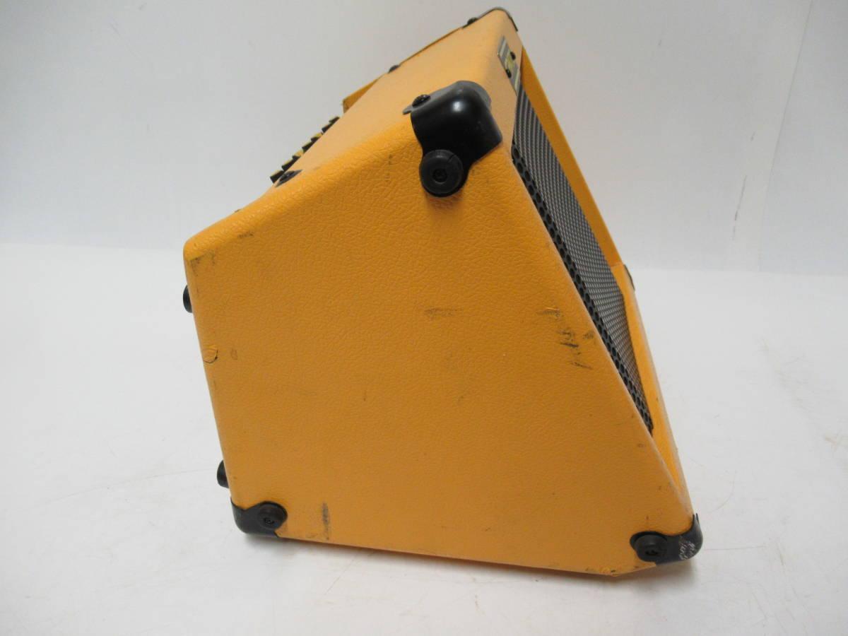 管A871  CRATE TX30J 充電式アンプ_画像3