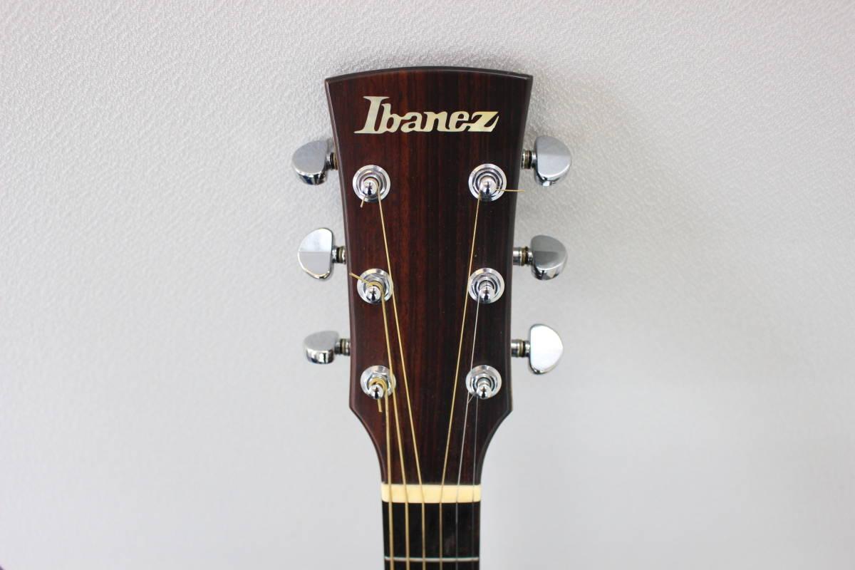 【美品】Ibanez/AW-70/アコギ/アートウッドシリーズ/ケース付き/アイバニーズ_画像2