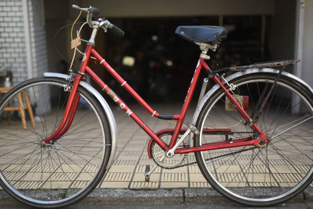 102854 ヴィンテージ 自転車 1978年製「PUCH TALEDO」プフ オーストリアレトロ ビンテージ  クラシック イギリス パシュレイ 東京杉並_画像7