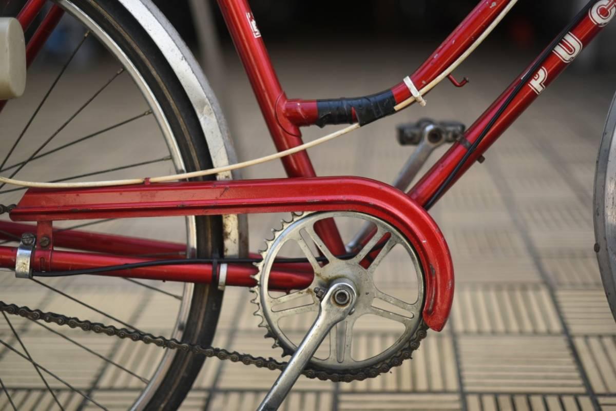102854 ヴィンテージ 自転車 1978年製「PUCH TALEDO」プフ オーストリアレトロ ビンテージ  クラシック イギリス パシュレイ 東京杉並_画像2