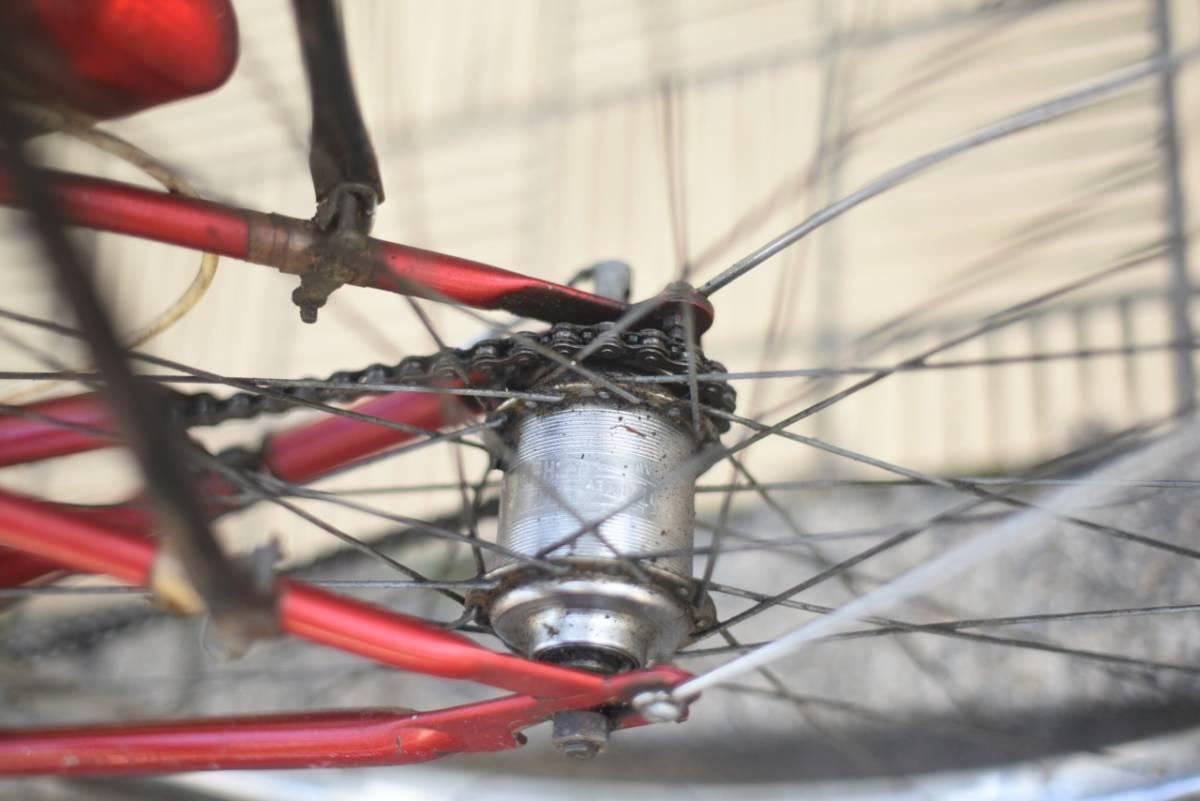 102854 ヴィンテージ 自転車 1978年製「PUCH TALEDO」プフ オーストリアレトロ ビンテージ  クラシック イギリス パシュレイ 東京杉並_画像8
