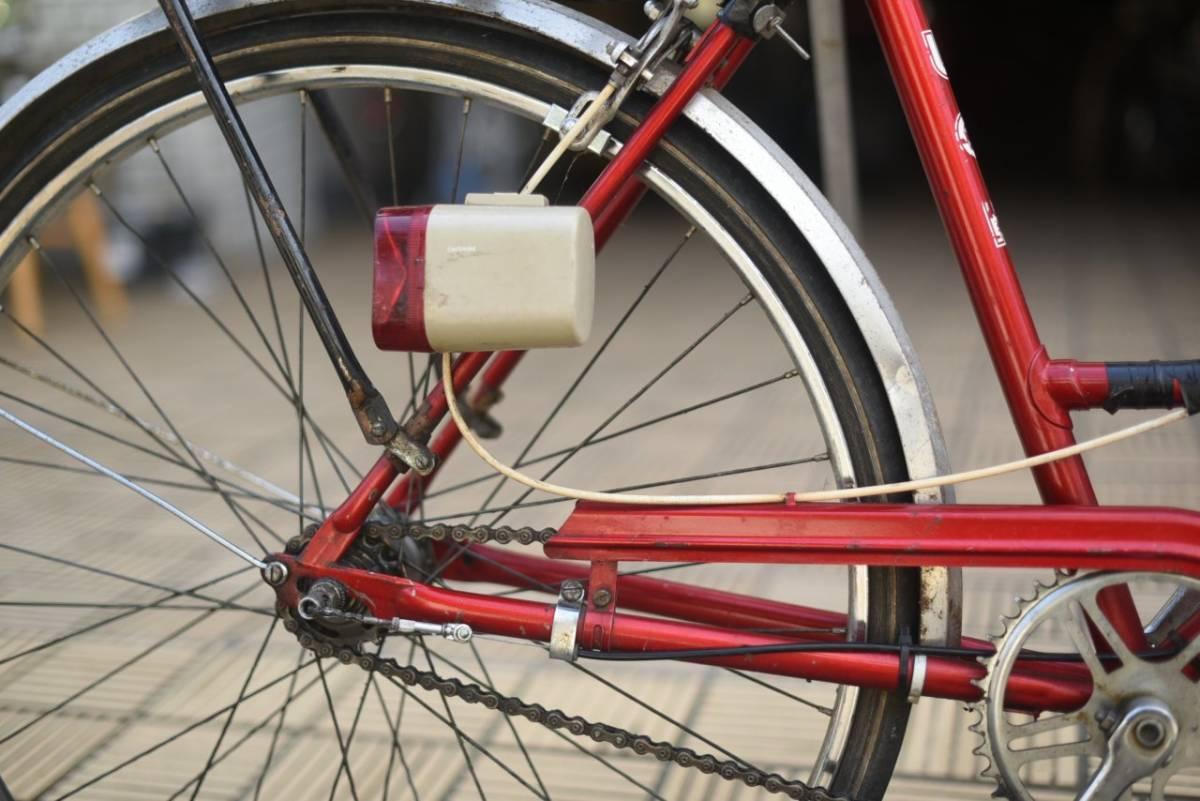 102854 ヴィンテージ 自転車 1978年製「PUCH TALEDO」プフ オーストリアレトロ ビンテージ  クラシック イギリス パシュレイ 東京杉並_画像3
