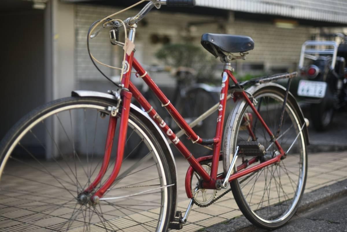 102854 ヴィンテージ 自転車 1978年製「PUCH TALEDO」プフ オーストリアレトロ ビンテージ  クラシック イギリス パシュレイ 東京杉並_画像10