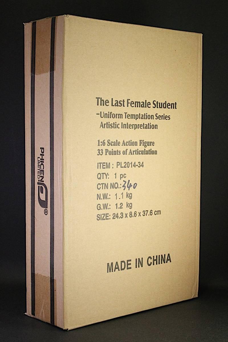 Phicen「The Last Female Student」PL2014-34 未開封新品_画像4