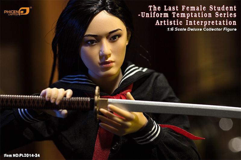 Phicen「The Last Female Student」PL2014-34 未開封新品_画像7