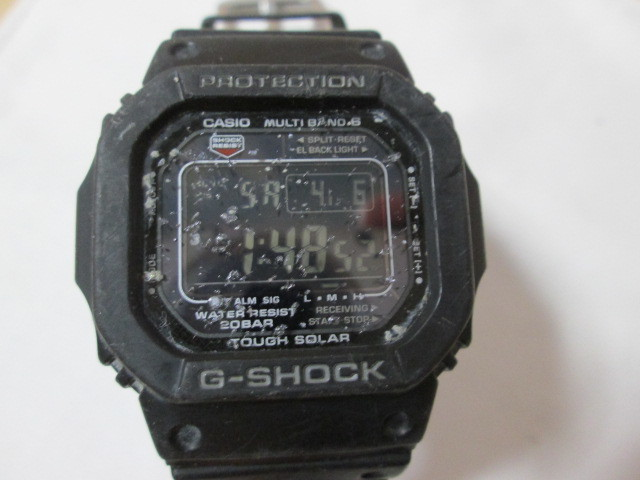 ●(u) CASIO G-SHOCK /GW-M5610 腕時計